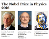 Nobel in Physics 2016